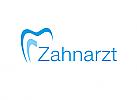 Zeichen, Signet, Logo, Zahnarztpraxis, Zahn