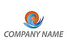 Zeichen, Zeichnung, Wellen, Sonne, Reisebüro, Reisen, Logo