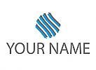 Öko, Zeichen, Symbol, Skizze, Wellen, Linien, Beratung, Logo