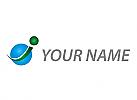 Öko, Zeichen, Symbol, Skizze, Kugel, Info, Information, Logo