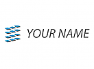 Zweifarbig, Zeichen, Zeichnung, Viele Rechtecke, Pixel, Logo