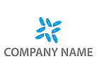 Edelsteine, Rechtecke, Logo