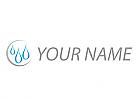 Drei Tropfen, Wassertropfen, Logo