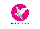 Zeichen, Zeichnung, Symbol, Signet, Logo, Vogel, Flügel, Sonne
