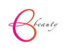 Zeichen, Zeichnung, zweifarbig, Signet, Symbol, Logo, Schleife, Buchstabe, B