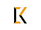 Logo, Kommunikation , Initiale C-K