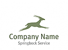 Logo, Markenzeichen, Restaurant, Essen, Springbock, Dienstleistung, Service