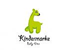 Log, Marke, Brand, Label, Baby Dino