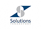 Logo, Initial S, Solutions, Transport