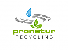 Ökologie, Zeichen, Signet, Symbol, Logo, Recycling, Natur, Energie, Solar, Umwelt