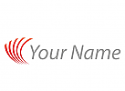 Zeichen, Zeichnung, Wellen, Pfeile, Logo