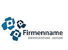 Logo, Blumen, Dienstleistung, Markenzeichen, Label, Natur