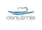 Zähne, Zahnärzte, Zahnmedizin, Zahnpflege, Zahnarzt, Zahn, Linie, Logo