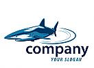 Logo, Zeichen, Hai, Security, Dienstleistung, Schulung, Meeresforschung