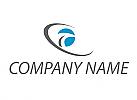 Erdball und Autobahn, Transport, Logo