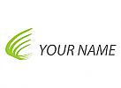 Zeichen, Wellen, Spirale, Transport, Logistik, Logo