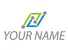 Kontakte, Verbindungen, Logo