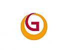 Logo, Markenzeichen, Initiale G-O, O-G
