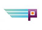 Zeichen, Signet, Symbol, Logo, Flügel, Buchstabe, P