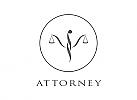 §,Zeichen, Signet, Symbol, Waage, Justitia, Logo, Rechtsanwalt, Attorney