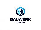 Ö Turm, Festung, Burg, Sechseck, Logo