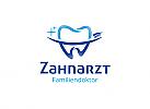 Ö, Zähne, Zahnärzte, Zahnarztpraxis, Logo