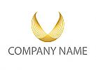 Ökologie, Zwei Flügel, Wappen, Logo