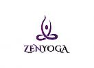 Ö, Zeichnung, Signet, Symbol, Logo, Yoga, Mensch, Arztpraxis, Wellness, Physiotherapie, Meditation