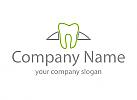Ökozähne, Zähne, Zahn, Zahnpflege, Logo
