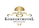Zeichen, Hotel, Luxushotel, Dienstleistung
