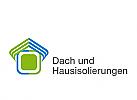 Zeichen, Haus, Dach, Isolierungen, Hausisolierungen, Hausklima