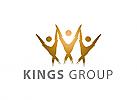 Zeichen, Krone, Gruppe, Dienstleistungen