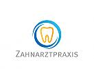 Zeichen, Zahn im Kreis, Zahnarzt, Zahnarztpraxis