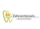 Zeichen, Zahn, Familie, Familienzahnarzt, Zahnarztpraxis
