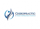 Ö, Zeichen, Signet, Chiropraktik, Chiropraktiker, Physiotherapie, Logo, Arztpraxis, Mensch, Person, Wirbelsäule, Kreis