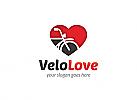 Ö, Fahrrad, Herz, Liebe, Fahrradtour, Velo, Love, Logo