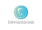 Zahn, Zahnarzt, Zahnärztin, Zahnarztpraxis, Zahnmedizin, Logo