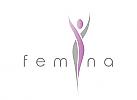 Zeichen, zweifarbig, Signet, Symbol, Mensch, Frau, Arztpraxis, Frauenarzt, Physiotherapie, Logo
