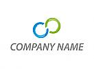 Zwei Kreise, Unendlichkeit, Logo