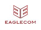 Zeichen, Signet, Symbol, E, Flügel, Logo