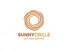 Ö, Sonne, Sonnenstrahlen, Umwelt, Energie, Urlaub, Kreis, Hexagon, Sechseck