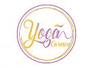 Yoga logo und Name