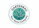 Logo mit einem Baum