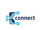XYK, Zeichen, eckig, rund, Verbindung, IT, Technik, Kommunikation, Leiter