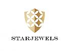 Zeichen, Signet, Symbol, Schild, Sterne, Luxus, Juwelen, Logo
