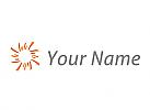 Zeichen, Zeichnung, Sonne, Stern, Logo
