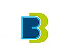 XYK, Zeichen, Initial B und Zahl 3, oder Doppel B