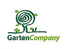 XYK, Zeichen, Marke, Baum, Garten, Landschaftsarchitektur, Gärtnerei