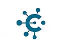 Zeichen, Signet, Symbol, Logo, C, Moleküle, Verbindung