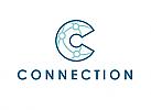 Zeichen, zweifarbig, Signet, Symbol, Community, Netzwerk, Consulting, Company, Logo